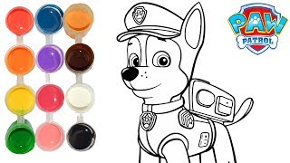 paw patrol drawing lesson