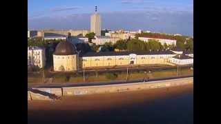 видео Архангельский областной краеведческий музей