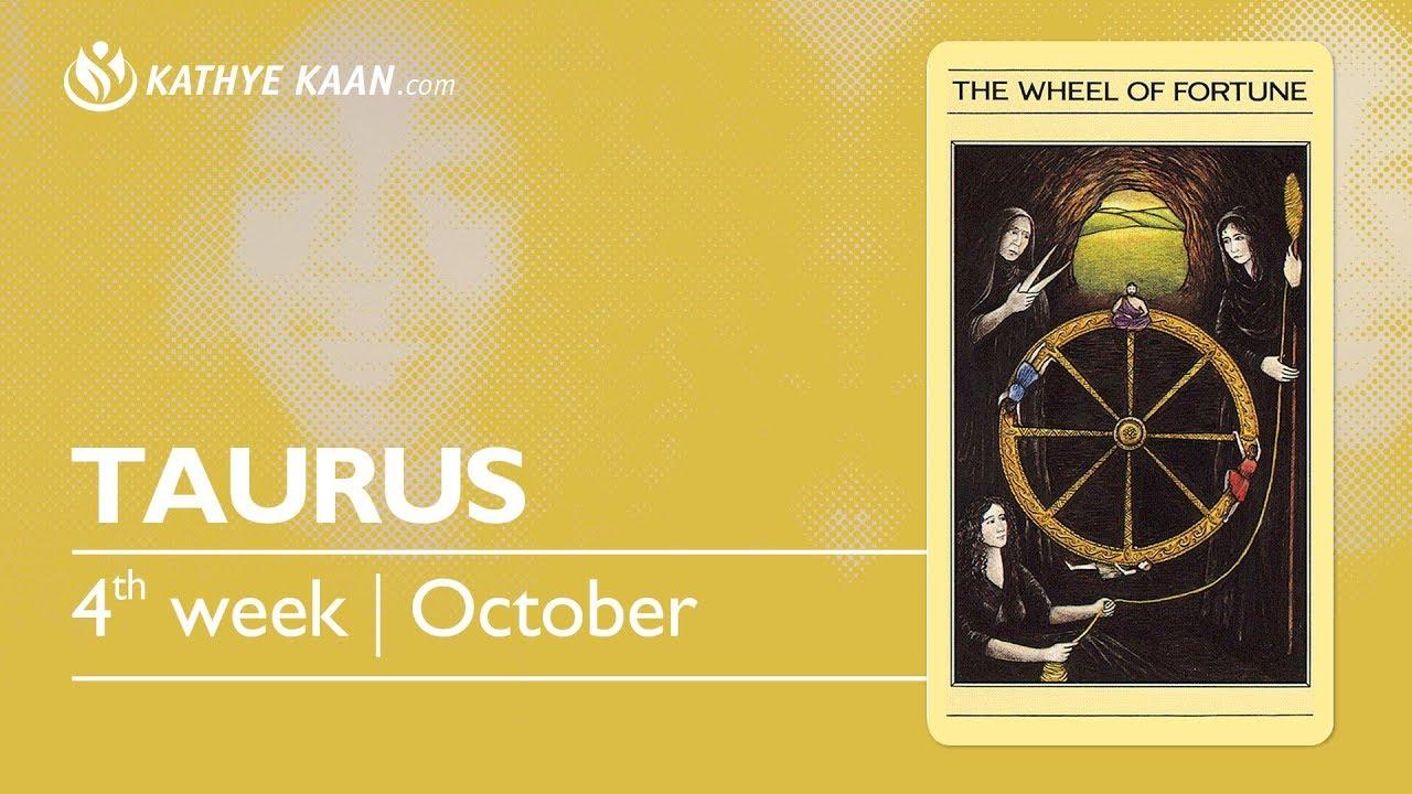 TAURUS Weekly Reading Psychic Tarot | Horoscope | Week 43 | October 22 - 28