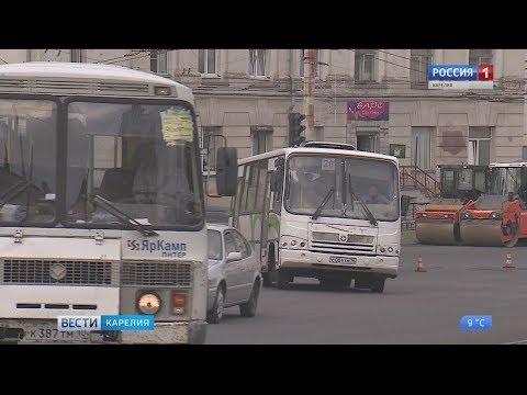 Общественный транспорт под контролем администрации