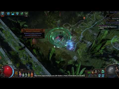 The Plaguemaw's Offering Unique Arcanist's Strongbox in Path of Exile