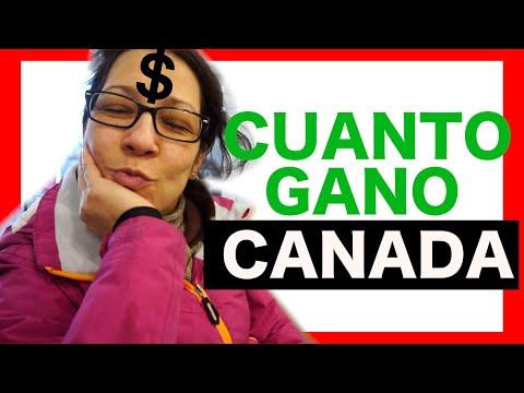 Como encontré TRABAJO EN CANADA