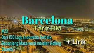 Barcelona - Fariz RM (+ lirik)