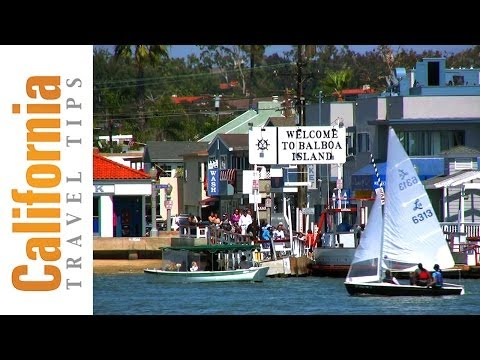 Balboa Peninsula - Newport Beach
