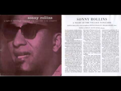 Sonny Rollins - Four- A Night at the Village Vanguard (1957)