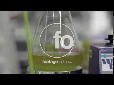 Chemical Laboratory Glass Bulb footage 016203 HD
