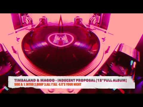 """TIMBALAND & MAGOO - INDECENT PROPOSAL [12"""" FULL ALBUM]"""
