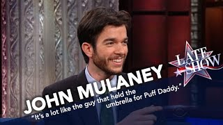 """The star of 'Oh Hello' on Broadway says being an altar boy was fun, but the pay was terrible. Subscribe To """"The Late Show"""" Channel HERE: ..."""