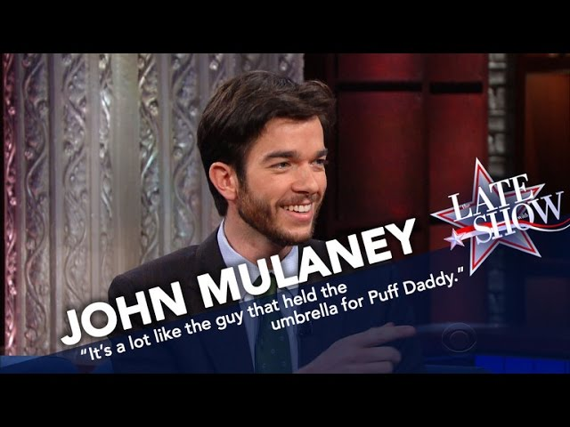 John Mulaney Bonds With Stephen Over Their Time As Altar Boys
