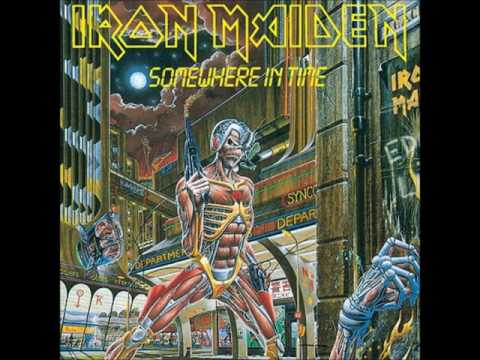 Iron Maiden - Somewhere In Time (1986) - Full Album HQ