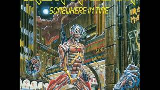 Iron Maiden - Somewhere In Time (1986) - Full Album HQ