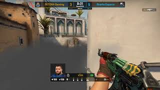 LIVE: CS:GO - Detona Gaming vs. Sharks Esports [Vertigo] - Group D - ESL NA Pro League Season 10