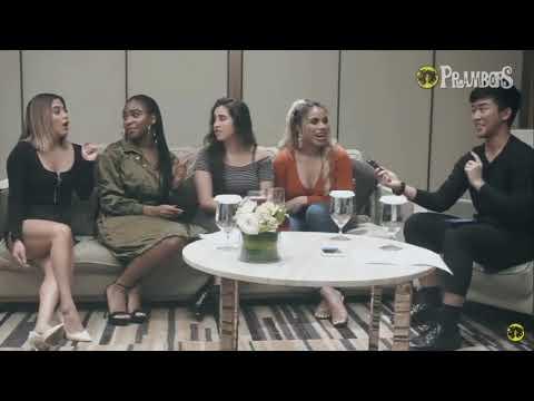 Fifth Harmony - Prambors Interview (Indonesia)