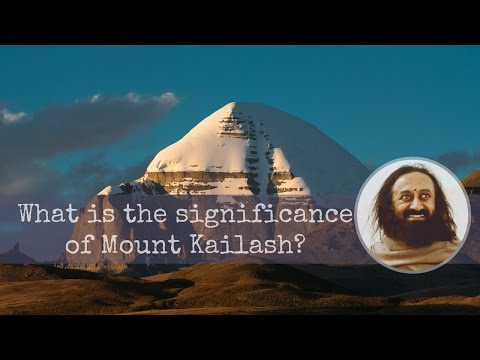 What is the significance of Mount Kailash?