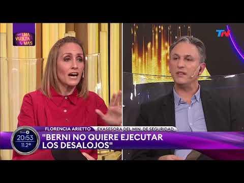 Arietto anticipó la protesta policial en Buenos Aires