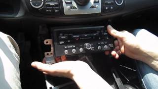 GTA Car Kits - Acura RDX 2007-2013 install of iPhone, iPod and AUX adapter for factory stereo