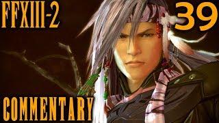 Final Fantasy XIII-2 Walkthrough Part 39 - Twilight Odin & Story Resumption (The Void Beyond ??? AF)