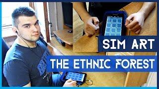 SIM ART - The Ethnic Forest (Drum Pads Guru)