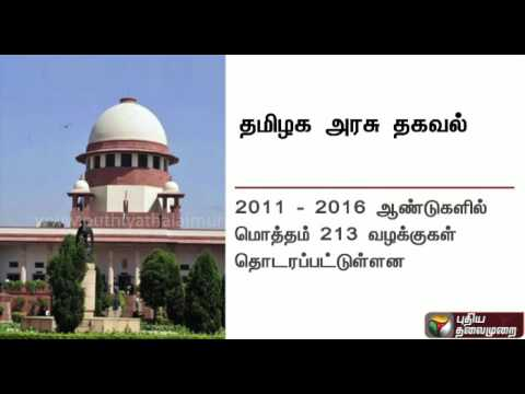 Details of defamation cases against Vijayakanth produced in Supreme Court