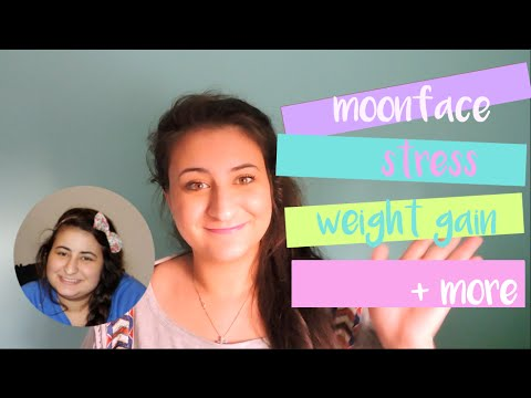 My Prednisone Experience    Moonface, Side effects & More