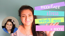 My Prednisone Experience || Moonface, Side effects & More
