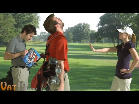Sneak Beer on the Golf Course with the Covert Cooler