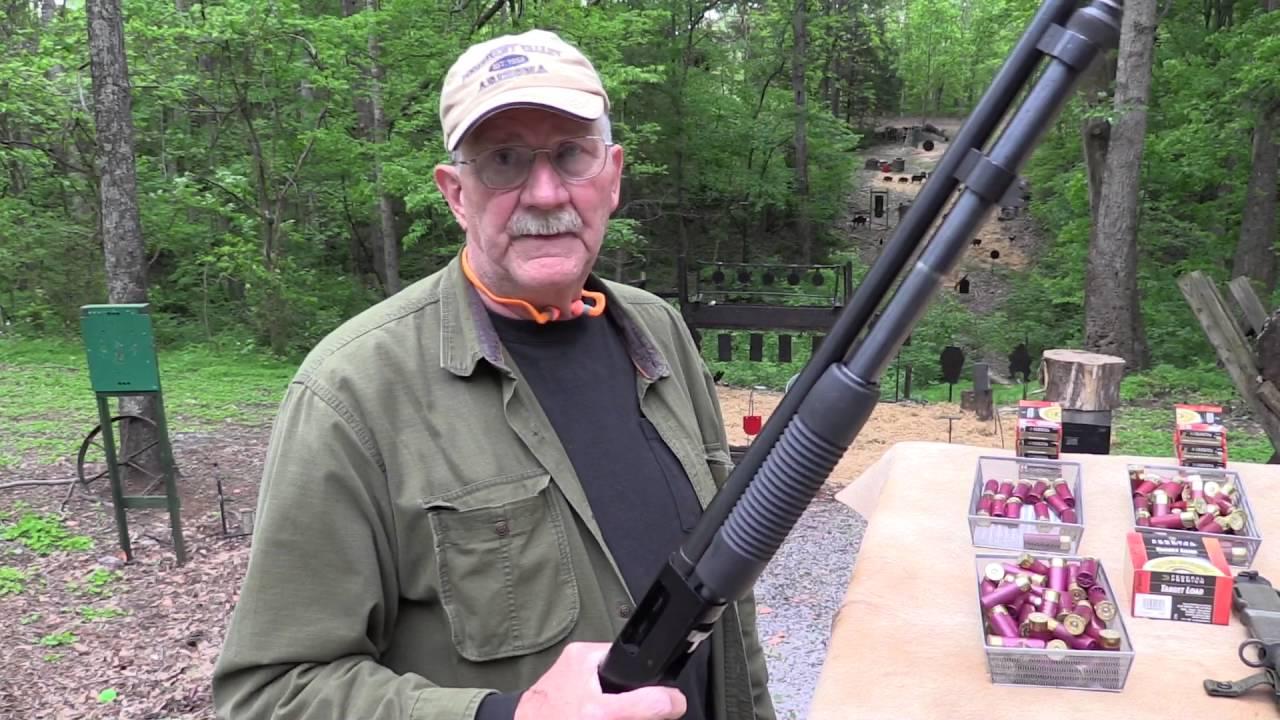 Mossberg 590 Tactical Shotgun Review: Mossberg Gets Tactical