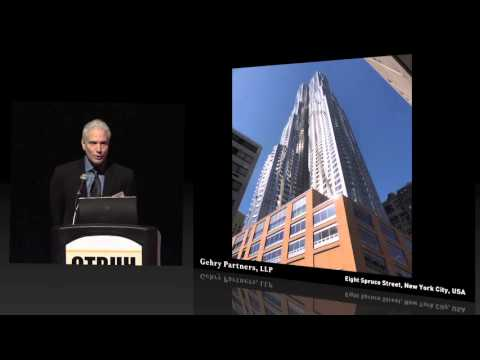 "CTBUH 10th Annual Awards - Rechichi & Bowers, ""Eight Spruce Street: Façade Innovation"""