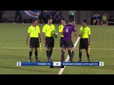 Highlights: Round 1 Sydney FC vs Hakoah Sydney City East FC