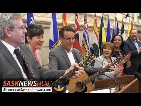 Federal New Democrats celebrate Alberta victory