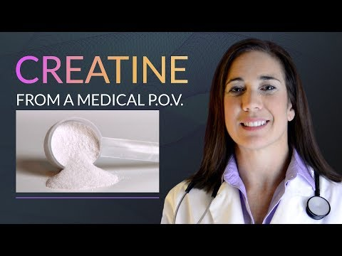Creatine From A Medical Point Of View