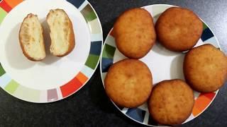 Как приготовить самые вкусные пончики с заварным кремом. Подробнейший рецепт теста и крема.