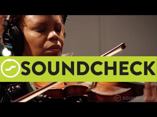 Regina Carter: 'I'm Going Home,' Live On Soundcheck