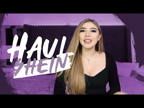 HAUL SHEIN 💜  | MONT PANTOJA☁️✨
