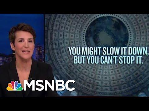 Congressional Democrats Issue New Subpoena As President Donald Trump Sues   Rachel Maddow   MSNBC