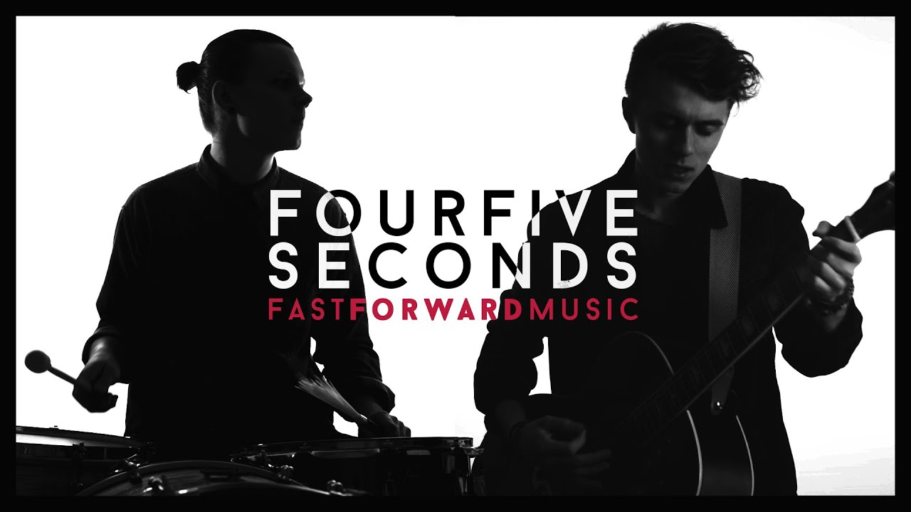 Rihanna, Kanye West & Paul McCartney - FourFiveSeconds (Cover by ...