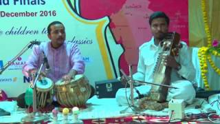 CVOI2016 - Senior Group Tabla - Consolation Prize - Anant Kumar Prajapati (Lucknow)