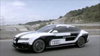 Audi Autonomous RS7 Circuit de Barcelona-Catalunya