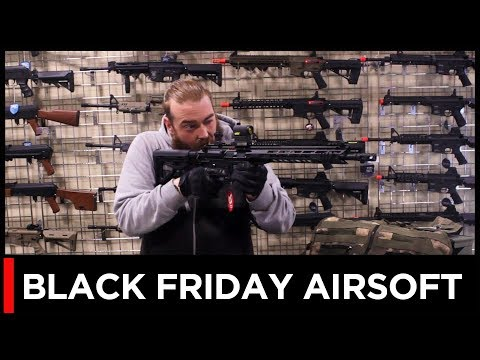 Epic Airsoft Gear Deals Black Friday Youtube