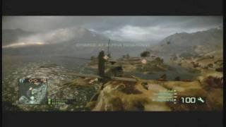 Battlefield BC 2 Fun Tactics- Full Throttle