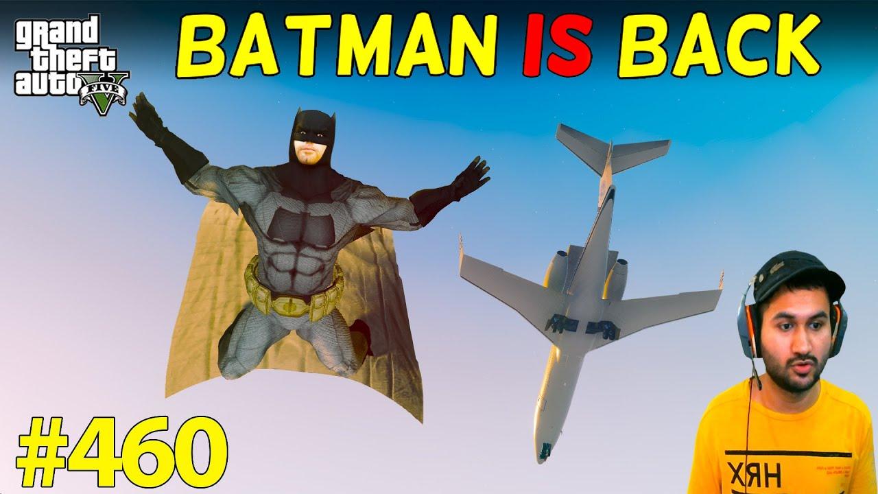 GTA 5 : BATMAN IS BACK IN ACTION FOR KGF BIGGEST WAR | GTA V GAMEPLAY #460