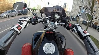 Yamaha FZ6 N / GoPro Hero 3 /Czech - Daily Observations 8