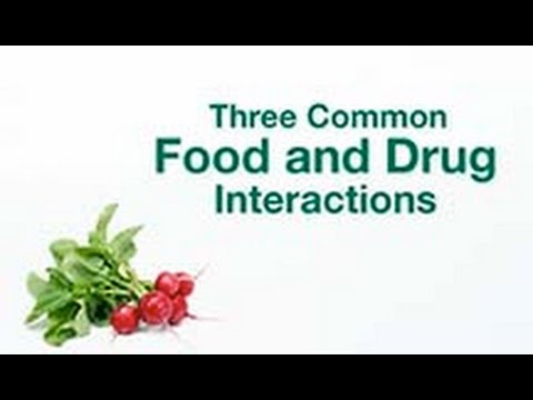 Food & Drug Interactions: Which Ones to Avoid