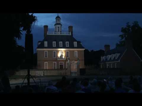 2017 Colonial Williamsburg 4th July Celebration