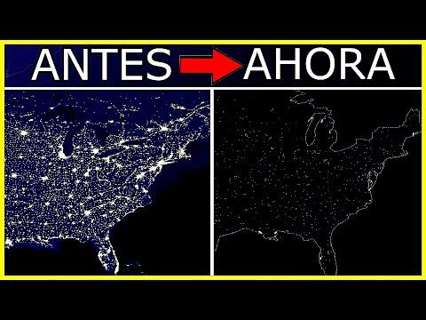 FRACASA LA ENERGIA VERDE, EL FUTURO QUE NOS DEPARA