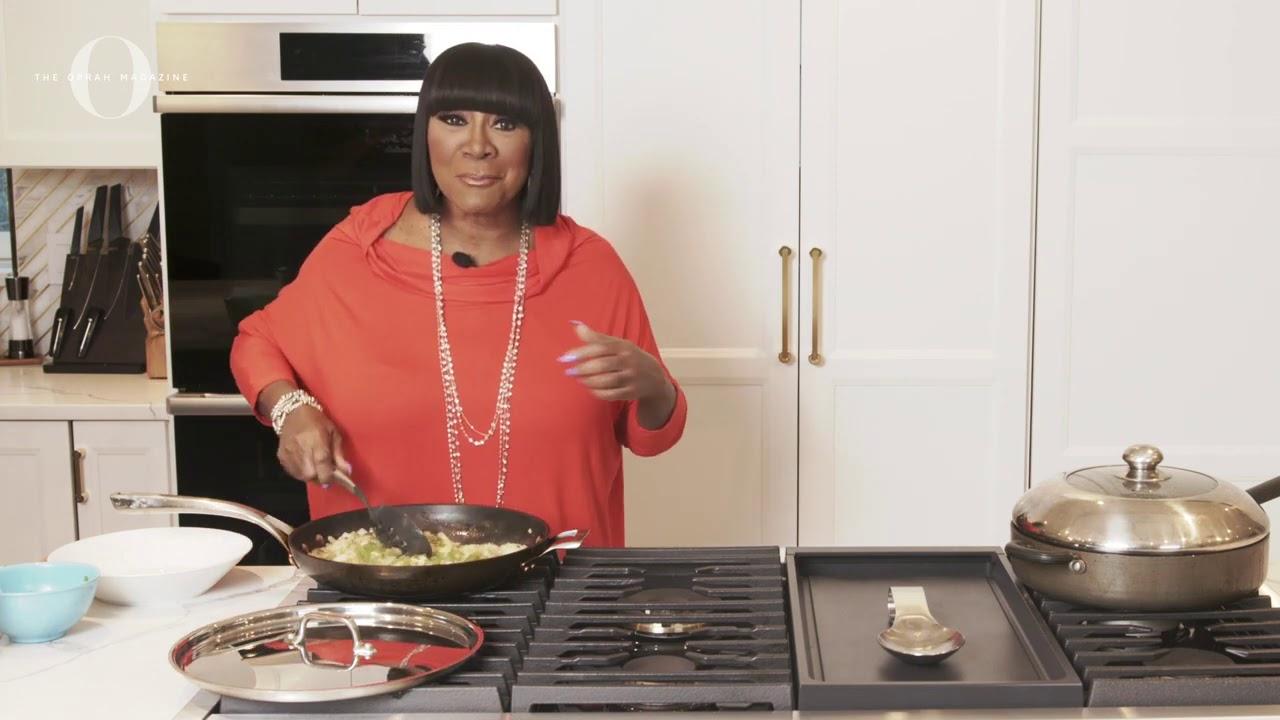 "Patti LaBelle's Recipe for ""Don't Block the Blessing Dressing""   Oprah Magazine"