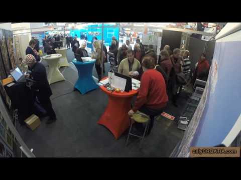Brussels Travel Fair 2017 - TimeLapse video