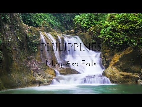 Philippines Hidden Waterfall, Mag-Aso Falls, Bohol Secret Waterfall | Vlog 45