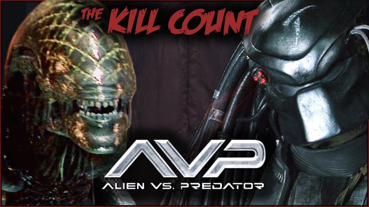 Alien Vs Predator 2004 Kill Count Youtube