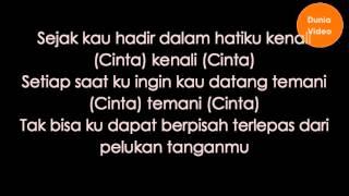 Gamaliel Audrey Cantika - Cinta (Lirik Lagu)